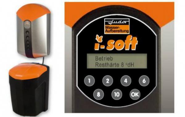 Sistem dedurizare inteligent JUDO i-soft