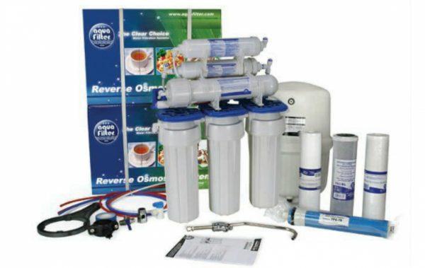 Sistem filtrare apa osmoza inversa RX541141XX